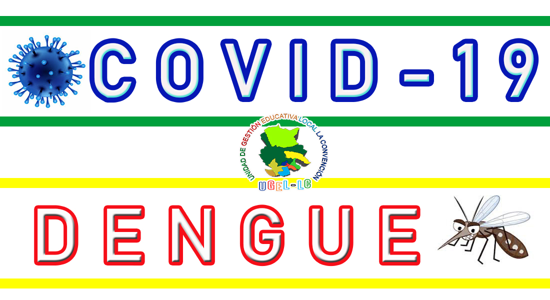DOCUMENTOS COVID 19 - DENGUE