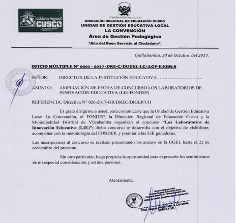 Orden de merito para contratos docente 2016 2016 lista for Plazas disponibles para el concurso docente 2016